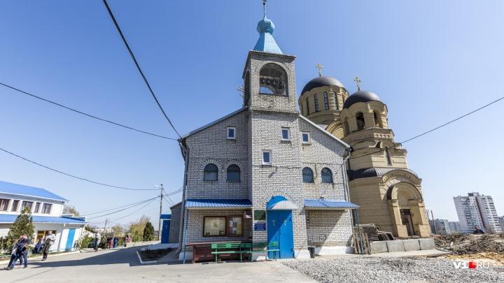 «Внутри выгорело почти всё»: подробности пожара у храма Иоанна Кронштадтского в Волгограде