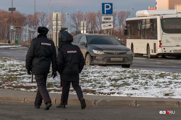 У полицейских были свои понятые и покупатели