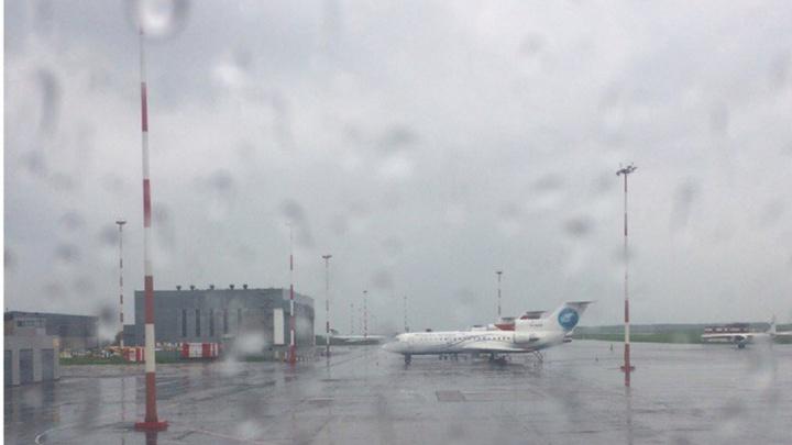 Задержанный на четыре часа рейс в Симферополь вылетел из Уфы