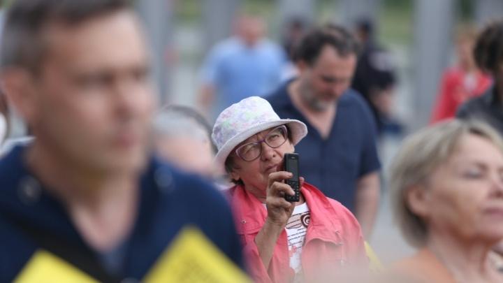 Каждый четвёртый старше 60: в Челябинской области стало больше пенсионеров