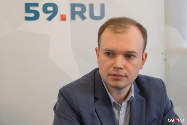 Глава департамента дорог и транспорта Анатолий Путин ответит на вопросы пермяков о работе автобусов, трамваев и другого общественного транспорта