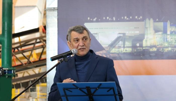 Полпред президента Сергей Меняйло прилетел c проверкой в Красноярск
