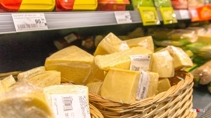 Фальсифицируют масло и сыр: в Самарской области закрыли за нарушения три молокозавода