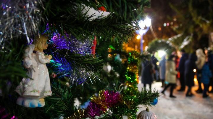 Как в Уфе встречали Рождество: большой фоторепортаж