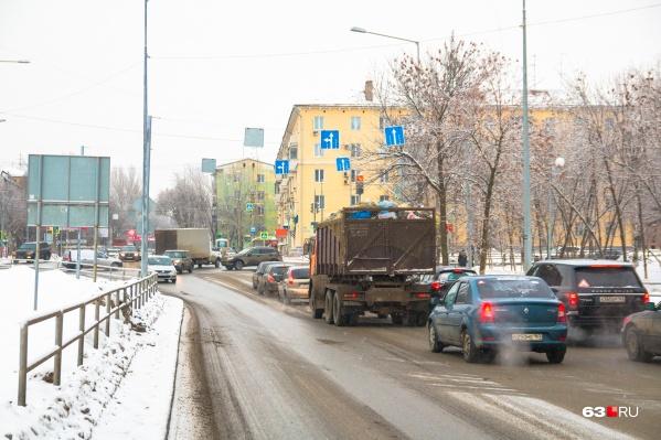 Путепровод поможет разгрузить улицу Советской Армии и прилегающие к ней дороги