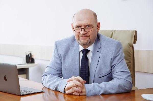 Павел Павлович Хорошутин, генеральный директор ЦНП «Технологии идеала», психолог, автор русскоязычной версии технологии модификации поведения 7Spsy