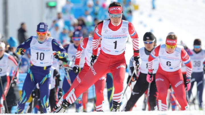 Самой титулованной спортсменкой Универсиады стала лыжница из России