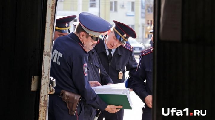 В Башкирии у трех водителей-наркоманов отобрали права