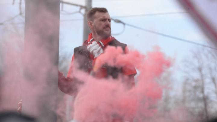 Екатеринбургский ресторатор Евгений Кексин пойдет под суд за участие в шествии фанатов «Спартака»