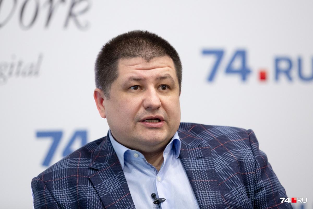 Алексей Бубнов заверил, что ЦКС не был заинтересован в работе в Челябинске раньше 1 января