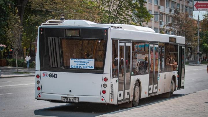 В Ростове пассажирским автобусом управлял «подросток»