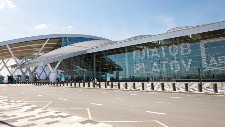 Два самолета сели на запасной аэродром в Платове из-за сильного тумана в Краснодаре