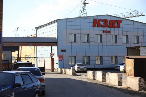 Трагедия произошла на предприятии ключевых игроков рынка сантехники Красноярска — владельцев сети «Водолей»