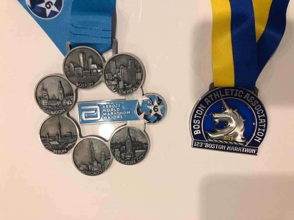44-летний екатеринбуржец взял главную медаль для марафонцев