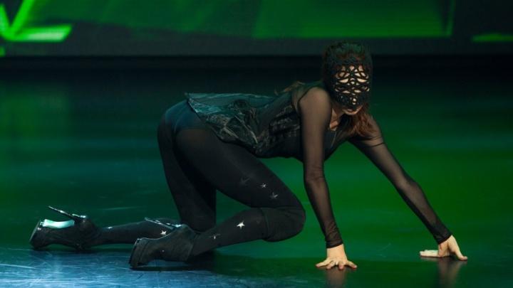 Ляйсан Утяшева представила Уфе провокационный танец
