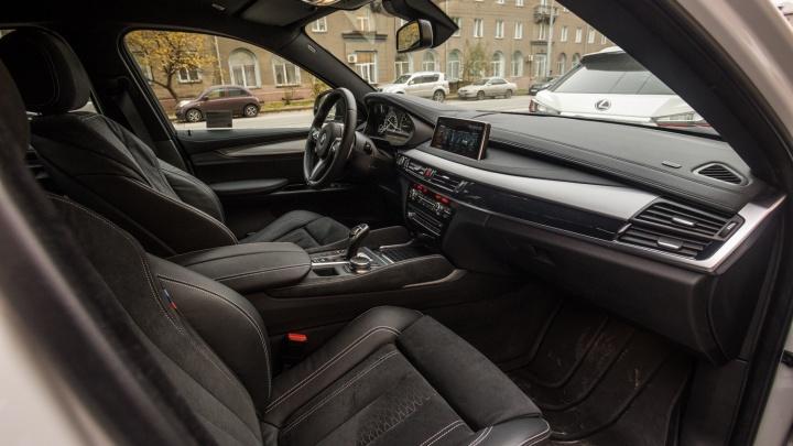 Новосибирец накопил долг в 47 миллионов и лишился BMW X5