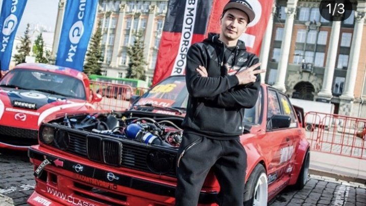 «Во время заезда отлетели куски двигателя»: екатеринбуржец занял второе место на соревнованиях ULD