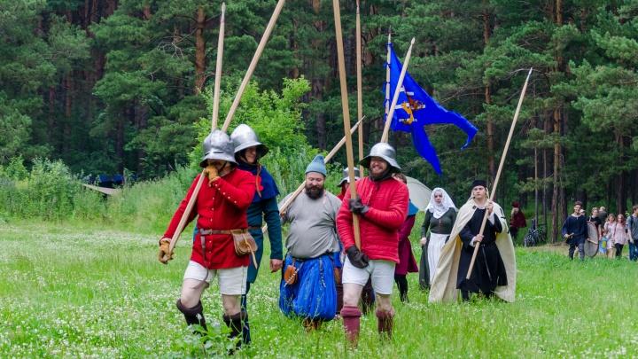 Праздник для тех, кому за тысячу: 10 фото с фестиваля Средневековья