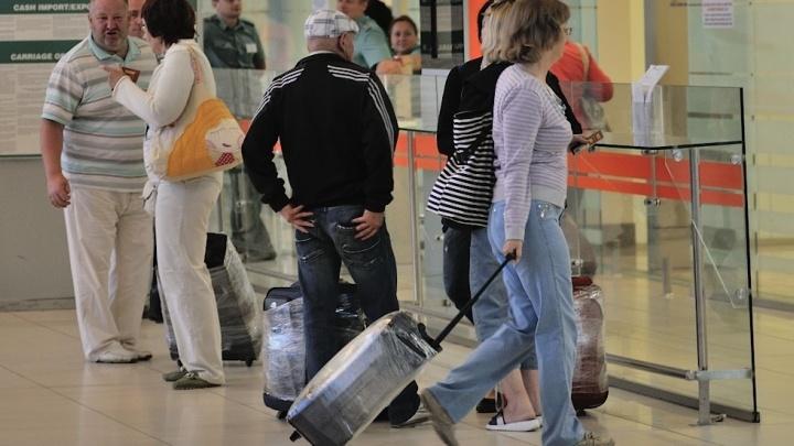 Самолёт из Екатеринбурга в Турцию задержали на 11 часов