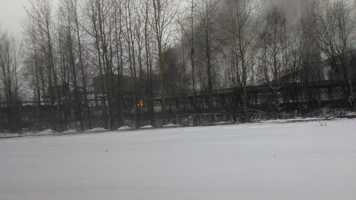 «Причины выясняются»: на северодвинской ТЭЦ-1 произошел пожар