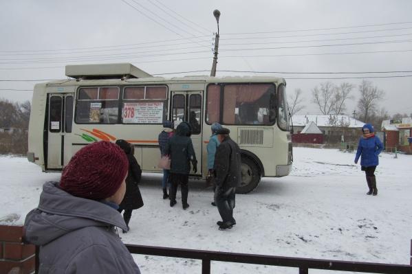 Временные маршруты разработали для 13 автобусов