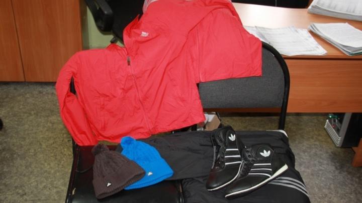 Каждой чайке по «Найку»: в Кургане спортивные костюмы известных фирм отправили на свалку