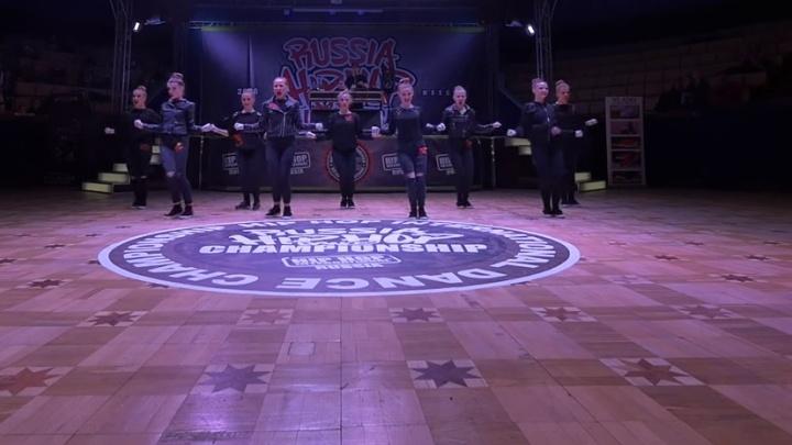 Как Riverdance, только хип-хоп и под танго: девчонки из Екатеринбурга победили всех в уличных танцах