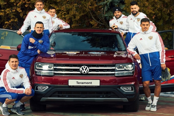 Футбольное спонсорство Volkswagen является частью масштабной кампании марки «Болеем за болельщиков»