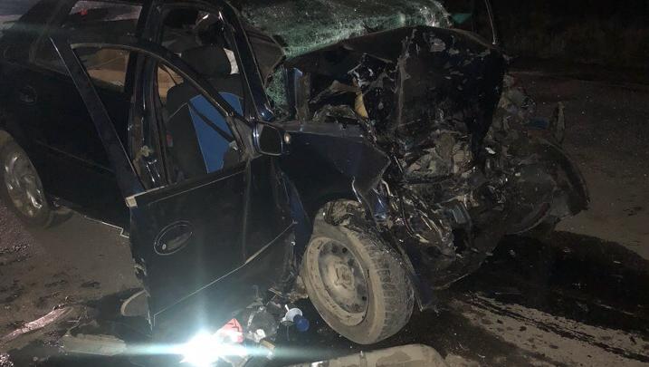 Водитель и пассажир погибли: пьяный южноуралец устроил лобовое ДТП на трассе в Челябинской области
