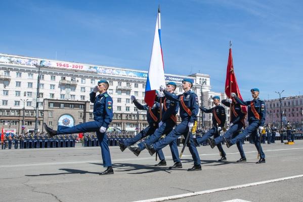 Военным выдадут форму на пять лет