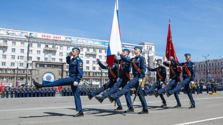 В Челябинске подвели итоги закупки на форму для почётного караула. Тендер ранее возмутил депутата