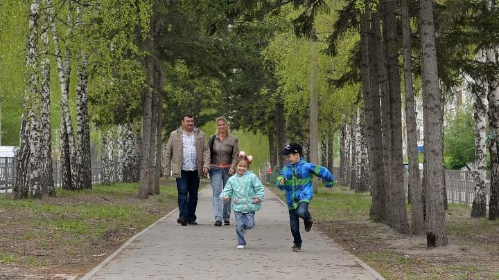 Семья с двумя детьми оценила, какое жильё предлагают застройщики новосибирцам (фото)