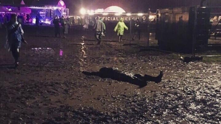 Житель Омска умер рядом с местом проведения Alfa future people