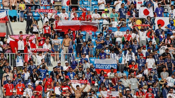Матч Япония — Польша в Волгограде: поляки уезжают домой победителями