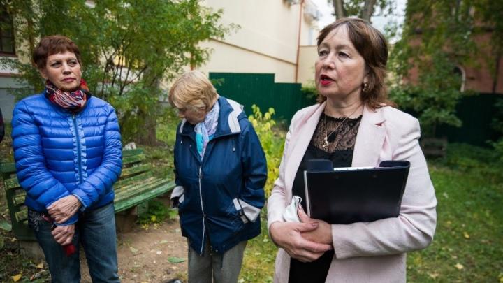 «Получится филармония на Крови»: последняя жительница дома на Карла Либкнехта отказалась съезжать