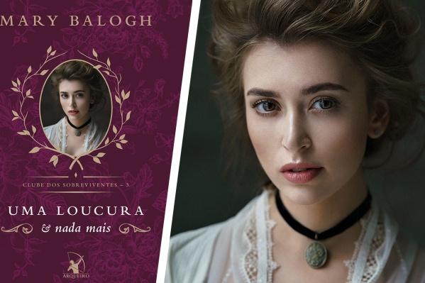 Фотография Юлии Лялюк появится на романе известной писательницы Мэри Бэлоу— она автор десятков романов о любви