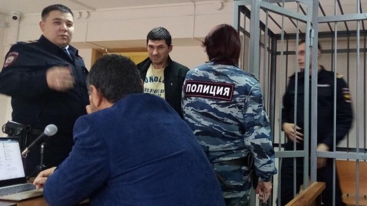 На процессе по делу о похищении и пытках волгоградского бизнесмена сменили судью