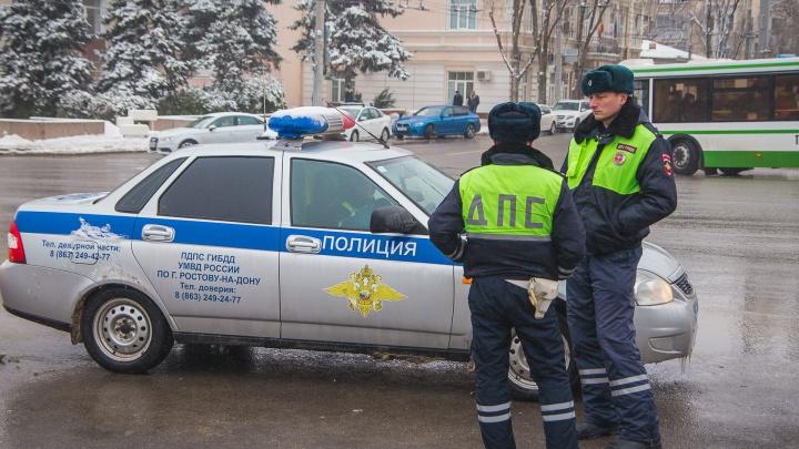 Ростовскую пенсионерку на пешеходном переходе насмерть сбила иномарка