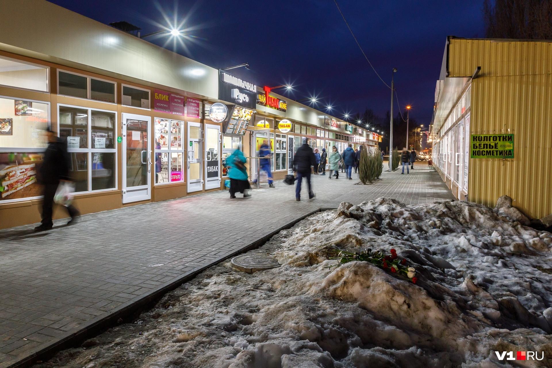 Смертельный удар в шею подросток получил в тесном проходе на Новодвинской