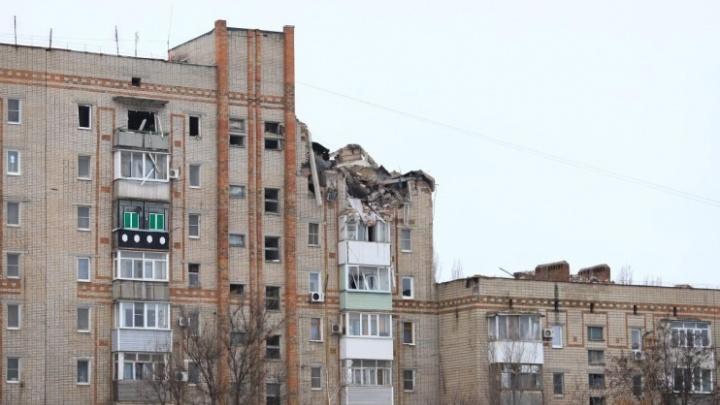 В Шахтах жильцов пострадавшей от взрыва высотки пустят домой уже сегодня