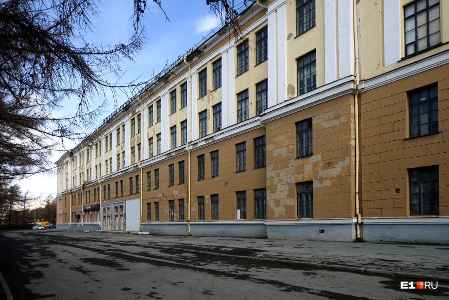 Приборостроительный  завод собирается сносить УГМК