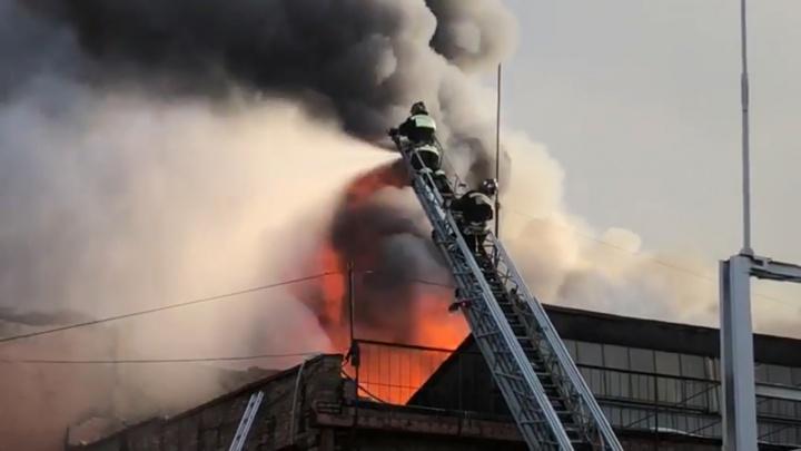 На заводе УГМК во Владикавказе, где в крупном пожаре погиб сотрудник МЧС, нашли нарушения