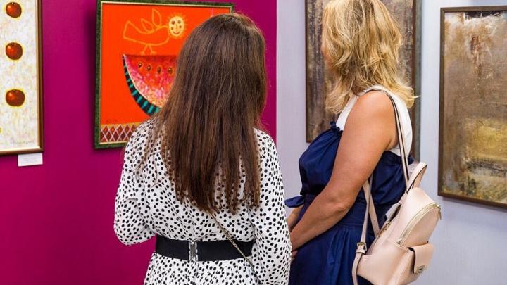 Красноярская галерея стала сдавать картины в аренду от 4,5 тысяч за месяц