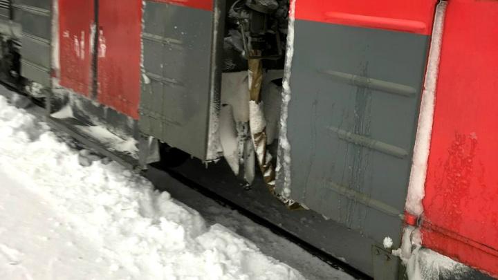 В РЖД объяснили, из-за чего вернулся поезд Новосибирск — Новокузнецк