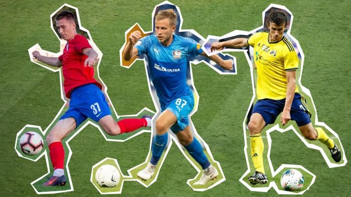Стало известно, сколько стоят ростовские футболисты