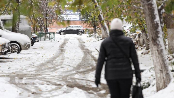 Плохая уборка снега в Челябинске стала поводом для возбуждения дела