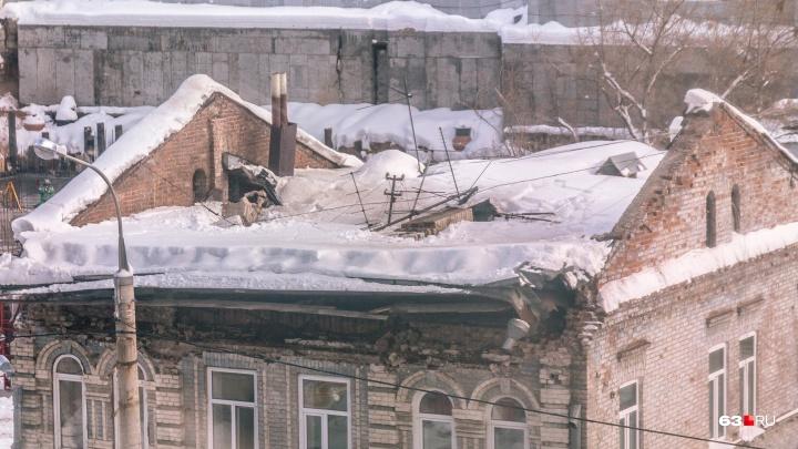 Жителям двухэтажки на Водников, где рухнула крыша, предложили квартиры в Озерном