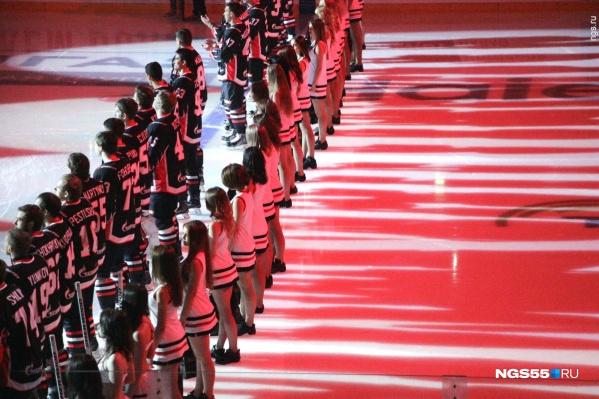 Омичи могут забронировать место на «Арене-Омск» на все игры в новом сезоне
