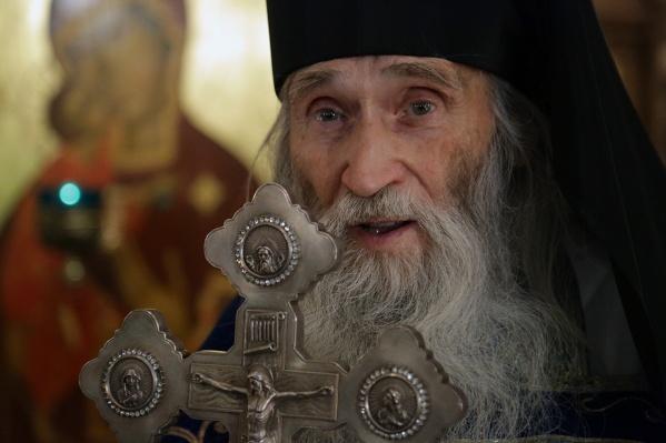 Личному духовнику патриарха 87 лет