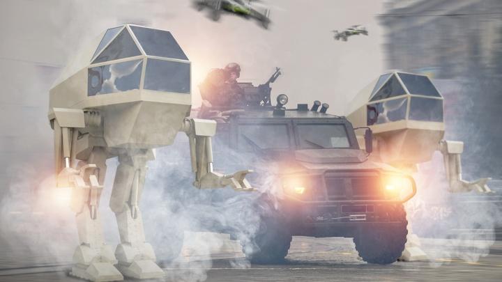 Злой «Игорёк» и галлюциногенный «Филин»: обзор военных машин, которые восхитят вас и напугают врага